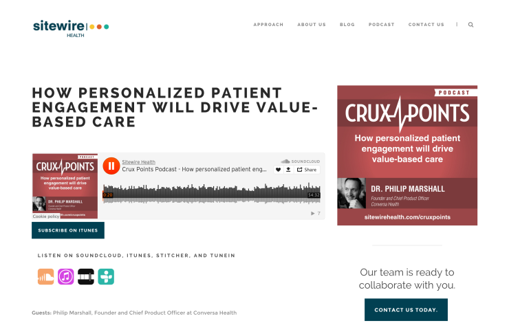 How personalized patient engagement will drive value-based care