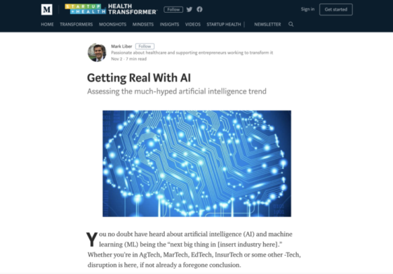Getting Real With AI