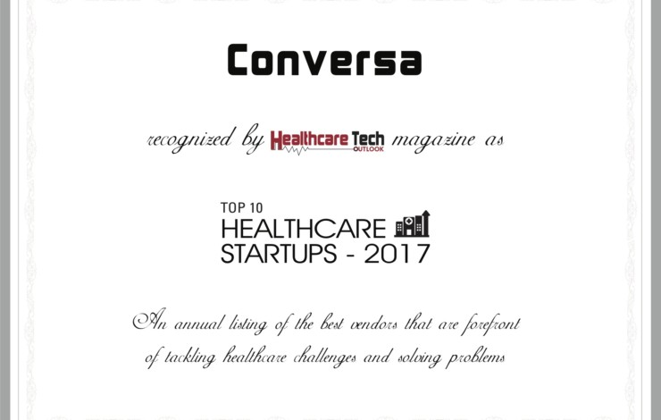 New Frontier: Automating Healthcare Conversations