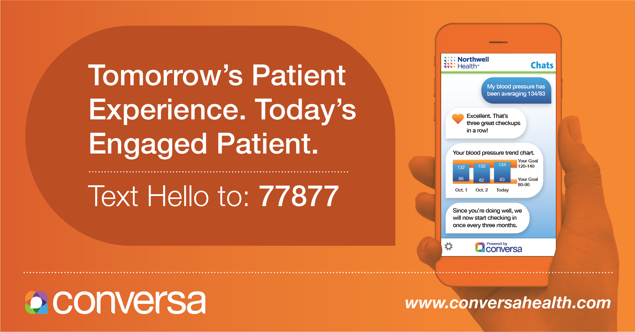Tomorrow's Patient Experience. Today's Engaged Patient