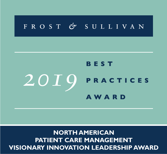 Frost & Sullivan for Market-Leading Patient Care Management