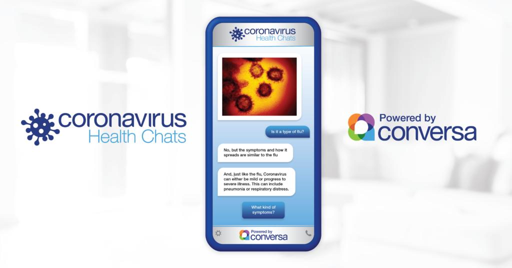 Top Health Systems Use Conversa To Handle Coronavirus Capacity Crisis